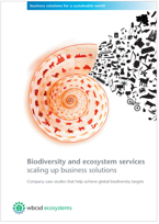 biodiv and ecosystem serv