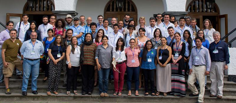 Taller Mesoamericano sobre monitoreo de biodiversidad en producción sostenible