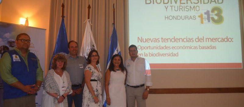 Empresas turísticas de Honduras reciben asesoría sobre la incorporación de criterios de biodiversidad en sus negocios