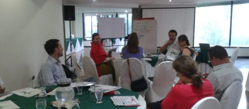 Miembros de la Biodiversity Partnership Mesoamericana (BPM) evaluaron Kit de Herramientas sobre biodiversidad y negocios