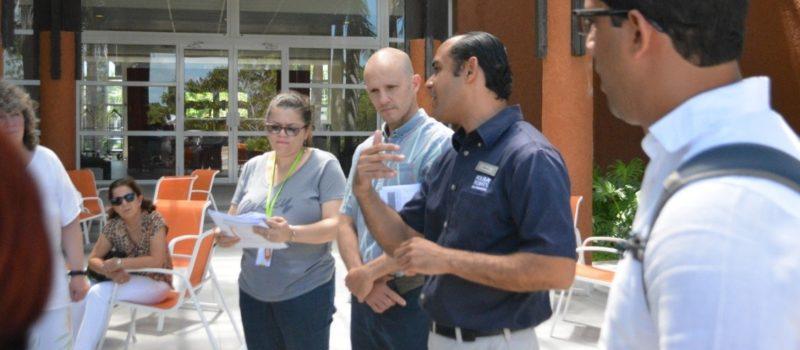 Expertos dominicanos y hondureños refuerzan sus conocimientos para la aplicación de la herramienta Biodiversity Check Turismo