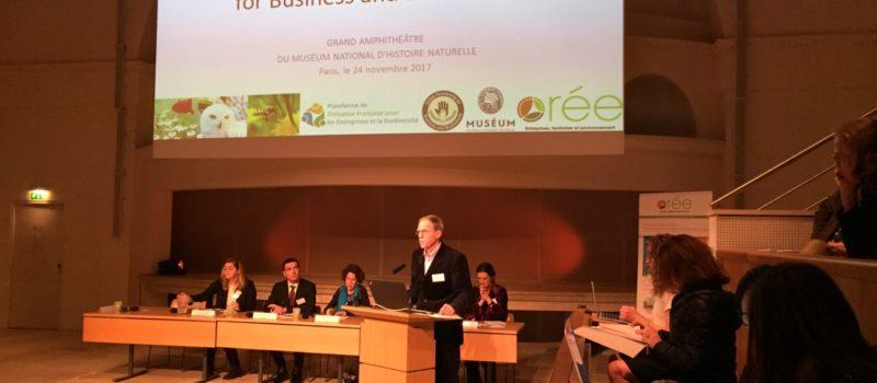 La Biodiversity Partnership Mesoamérica asume la presidencia de Global Partnership for Business and Biodiversity
