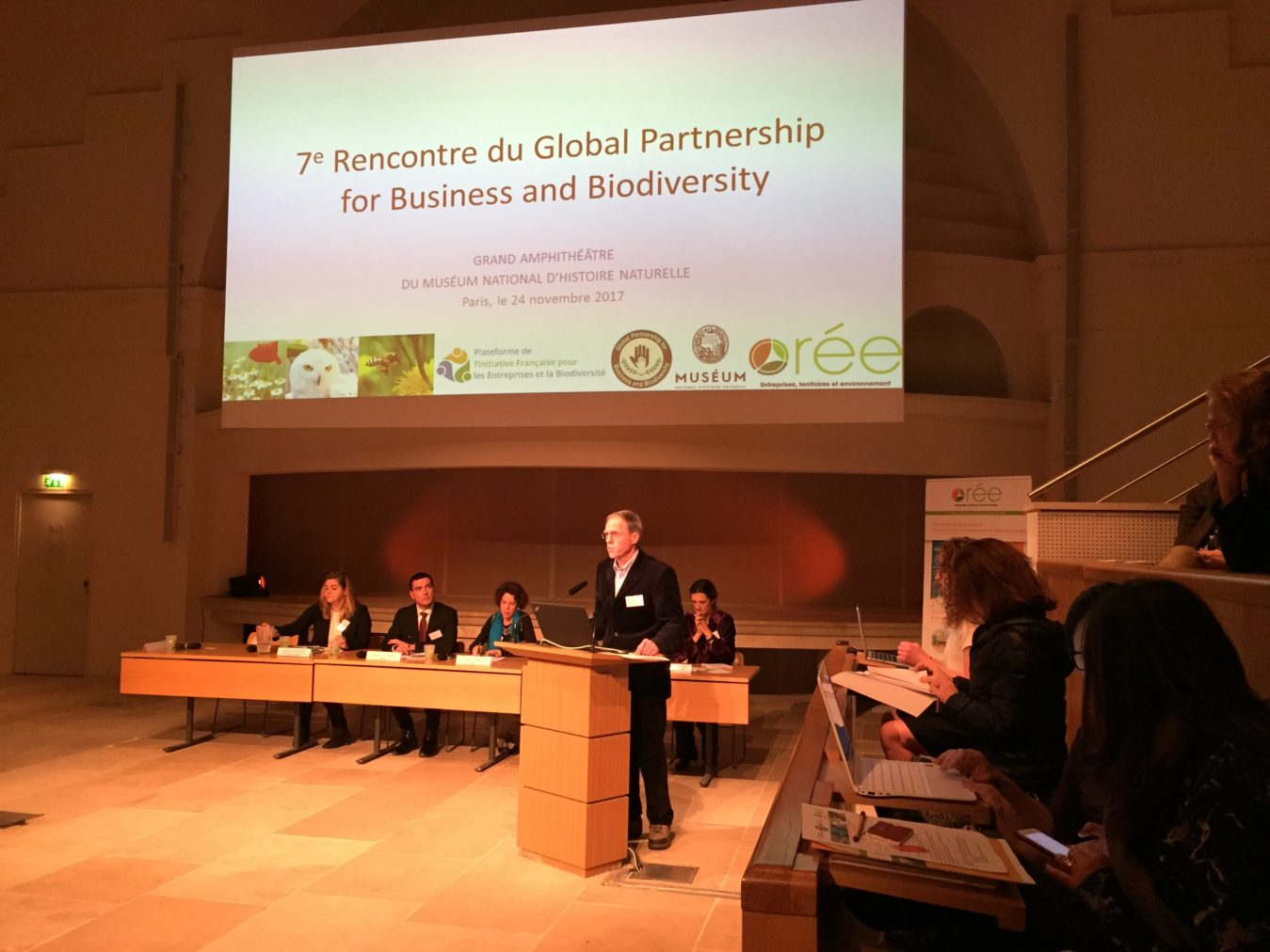 La Biodiversity Partnership Mesoamérica asume la presidencia de Global Partnership for Business and Biodiversity