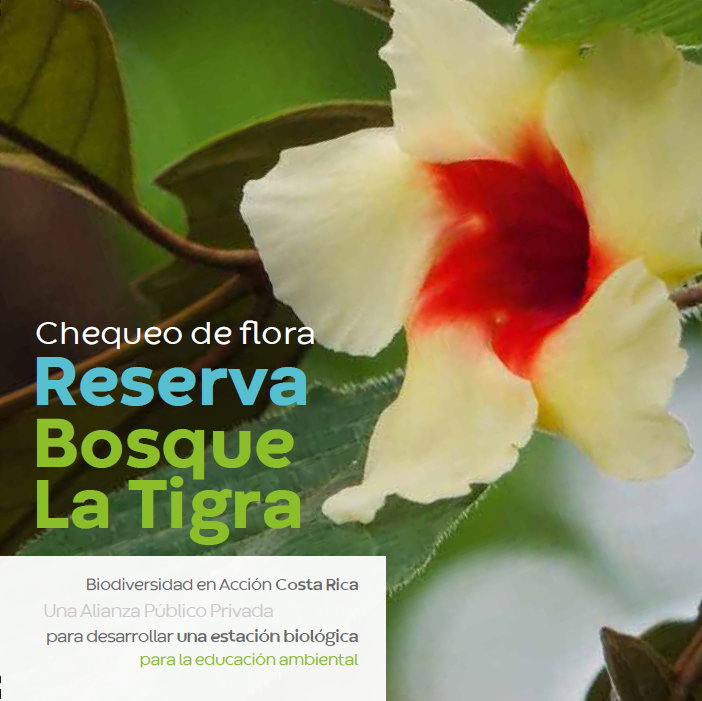 Check list – Reserva Bosque la Tigra
